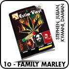 MARLEY, estimation vinyles 33 et 45 tours, cote 33 et 45 tours, www.estimvinyl.com