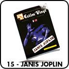 JOPLIN, estimation vinyles 33 et 45 tours, cote 33 et 45 tours, estim, vinyles