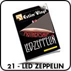 led zeppelin, estimation vinyles 33 tours et 45 tours, cotes albums 33 tours et 45 tours