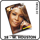 Whitney Houston 33 tours et 45 tours, estimation vinyles 33 tous et 45 tours
