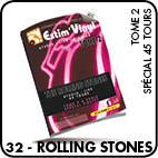 Rolling Stones T2 , estimation vinyles, cote vinyle