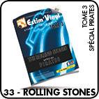 Rolling Stones T3, estimation, cote vinyles 33 et 45 tours
