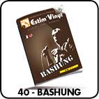 Bashung, la discographie cotée vinyles Alain Bashung, www.estimvinyl.com