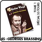 BRASSENS, estimation, cote vinyles , www.estimvinyl.com