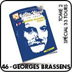 Brassens vinyles, estimation vinyles, cotes vinyles 33 et 45 tours, www.estimvinyl.com