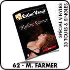 Mylene Farmer, Discographie cotée Mylene Farmer, www.estimvinyl.com