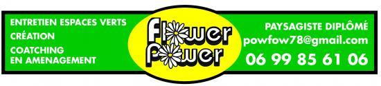Flower power bandeau