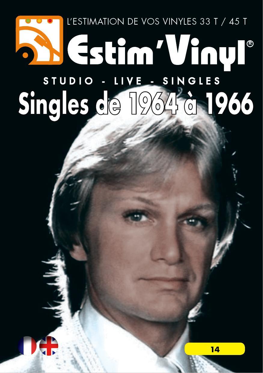 Claude François, singles Claude François, www.estimvinyl.com